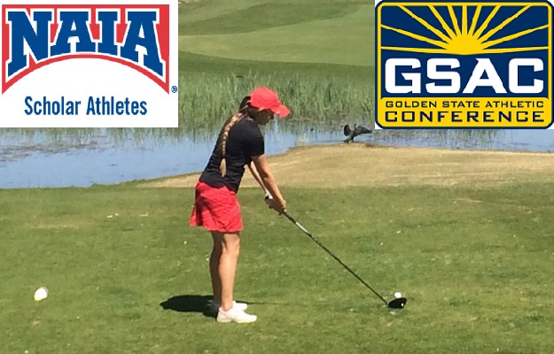Amber Rayls- NAIA and GSAC Scholar-Athlete