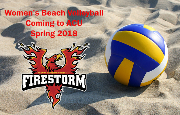 Photo for Women's Beach Volleyball Coming To ACU Athletics