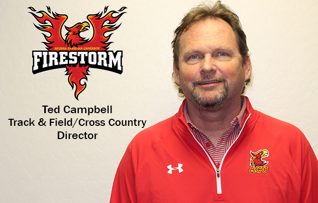 Ted Campbell- New Director of Track & Field and Cross Country