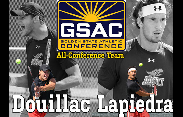 Photo for Lapiedra and Douillac Selected All-GSAC