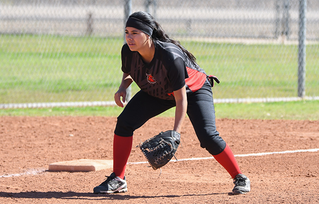 Yvette Ortega in action (Photo by Keith Moody)