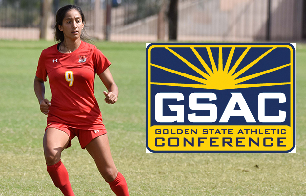 Marisa Ortiz- All-GSAC (Photo by Keith Moody)