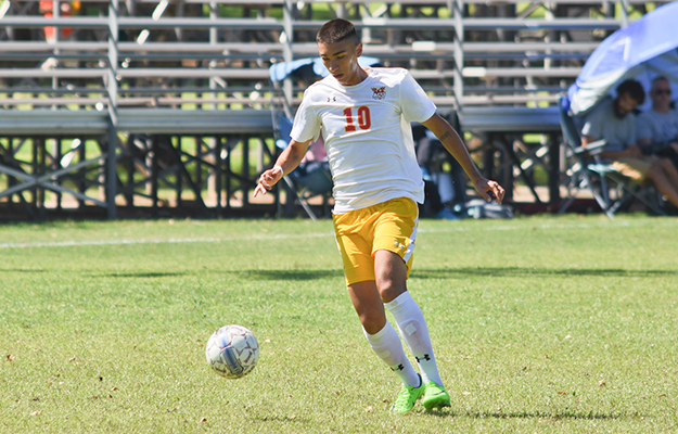 Anthony Archuleta scored two more goals on Thursday (Photo Keith Moody)