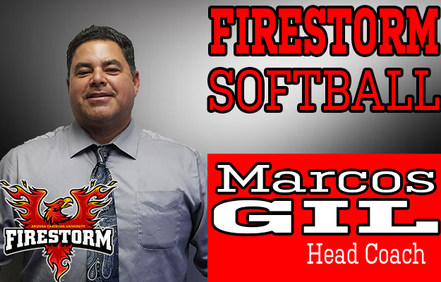 Photo for Marcos Gil Selected To Lead Arizona Christian Softball
